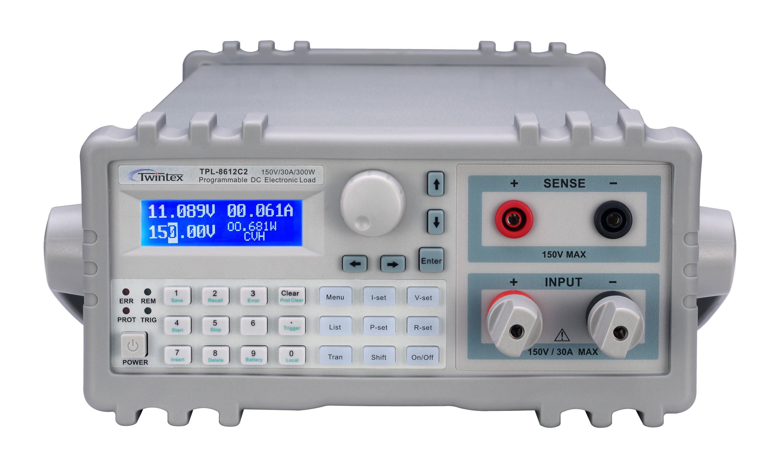 Programmable Dc Electronic Load Tpl300w