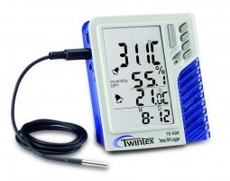 TE-608多功能溫濕度記錄器